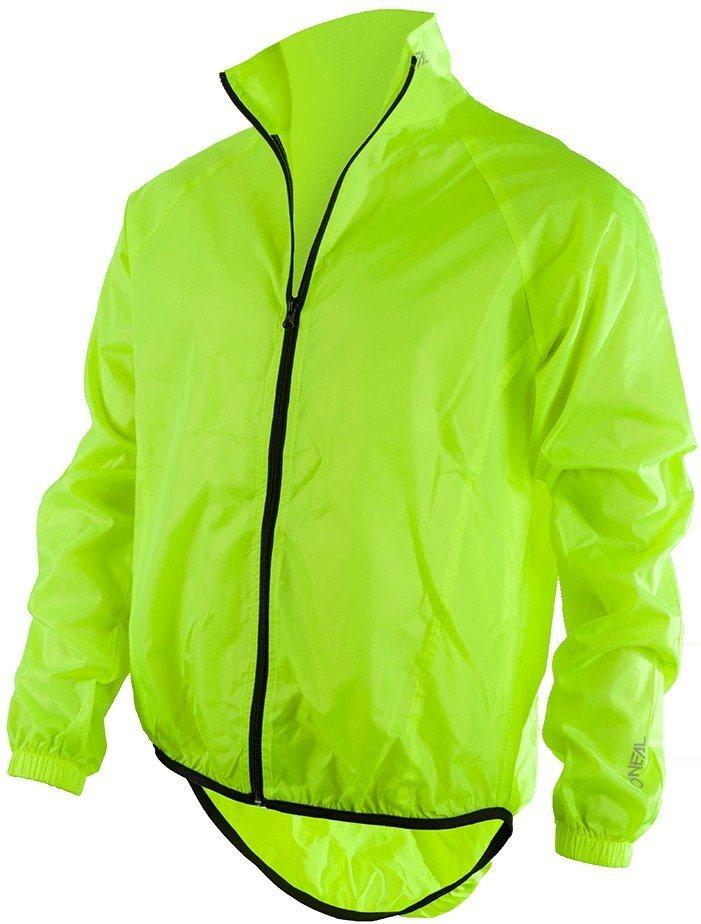O'NEAL Radjacke »Breeze Rain Jacket Men« in gelb