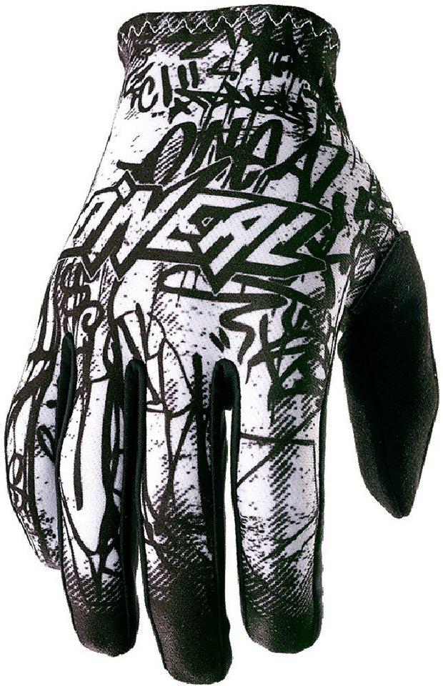 O'NEAL Fahrrad Handschuhe »Matrix Vandal Gloves« in weiß