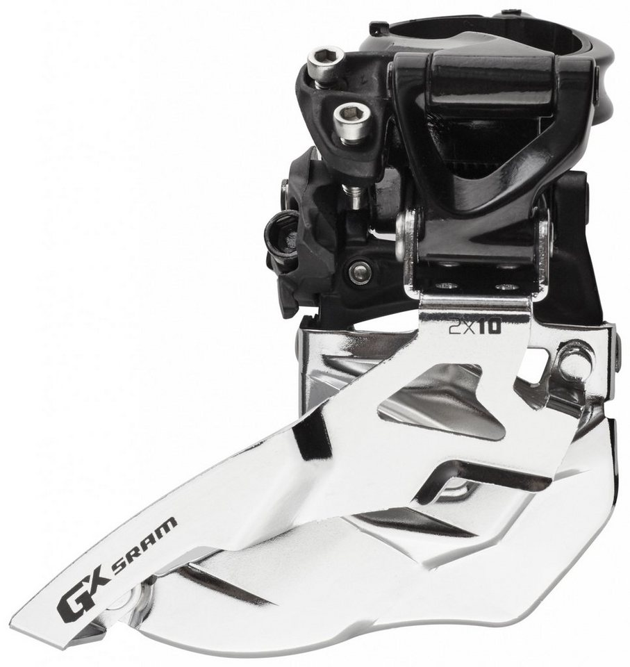 SRAM Schaltung »GX Umwerfer 2x10-fach HighClamp Top Pull«