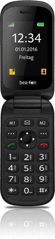 Beafon Handy »S470« in Schwarz