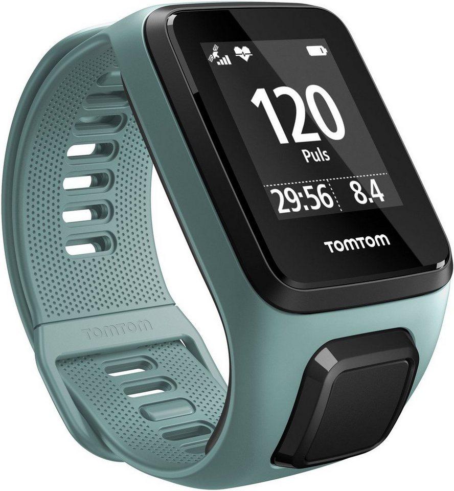 TomTom Activity Tracker »Spark 3 Cardio - Small« in Hellblau