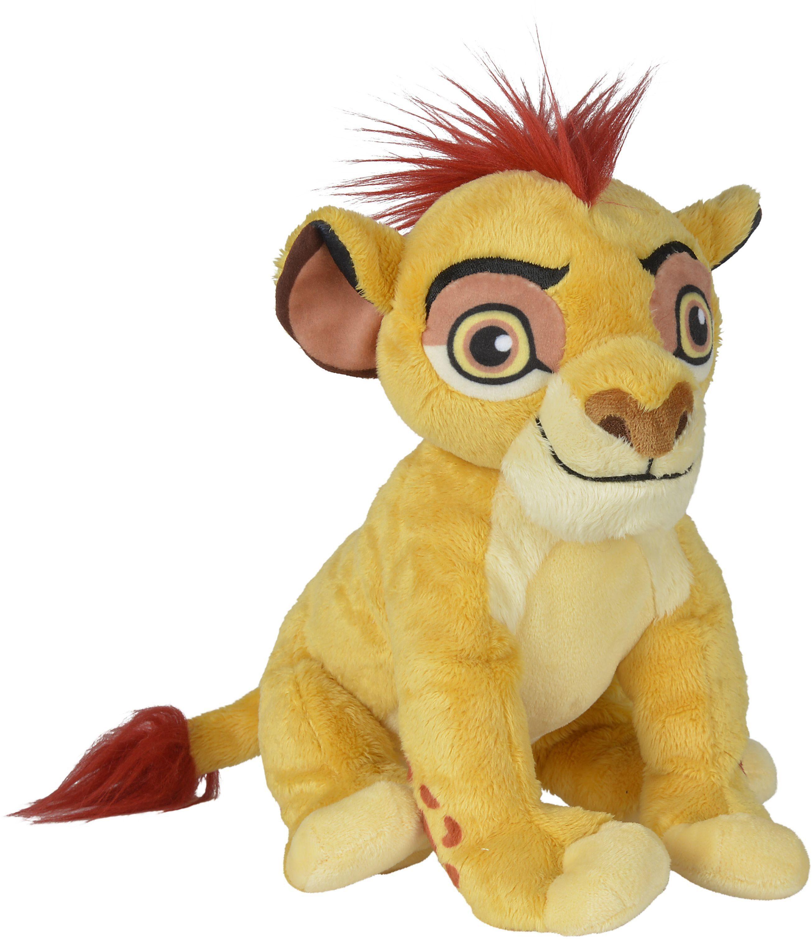 Simba Kuscheltier Löwe, »Disney Lion Guard, Kion 25 cm«