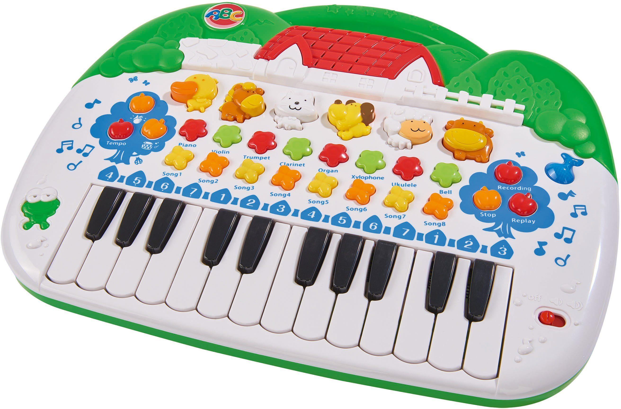 Simba Musikspiel, »ABC Tierkeyboard«