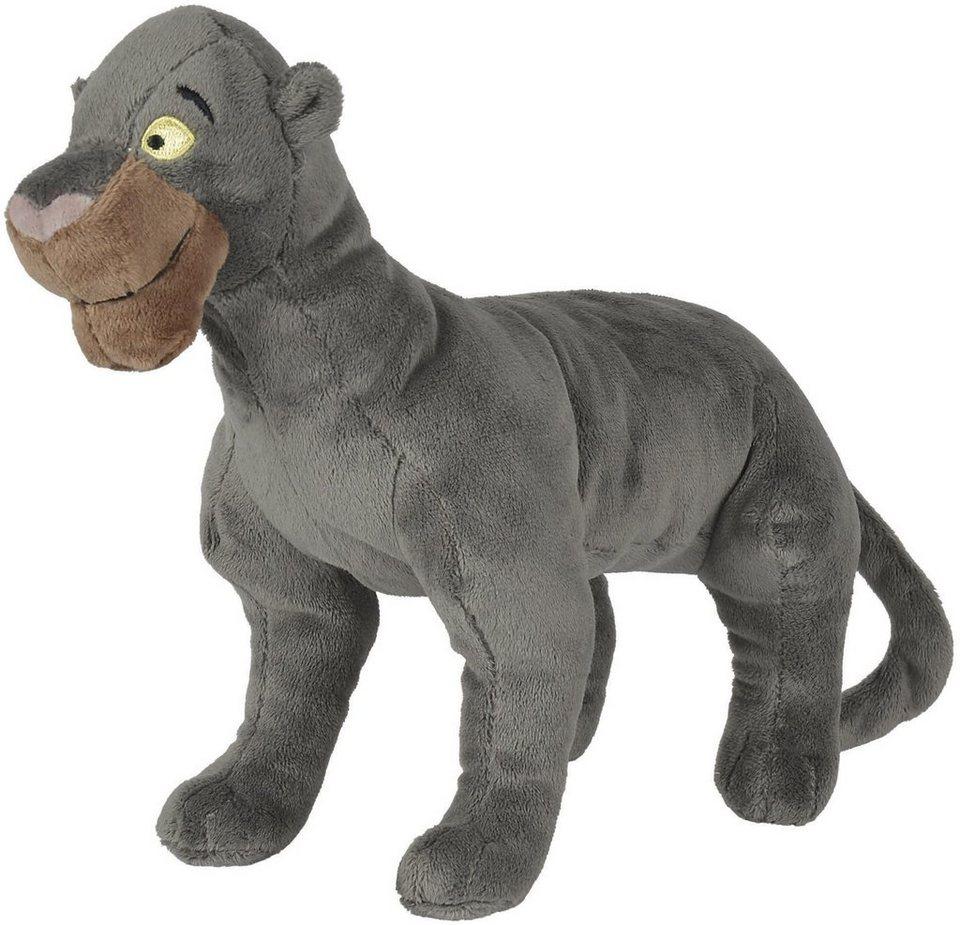 Simba Kuscheltier Panther, »Disney Dschungelbuch, Baghira 25 cm«
