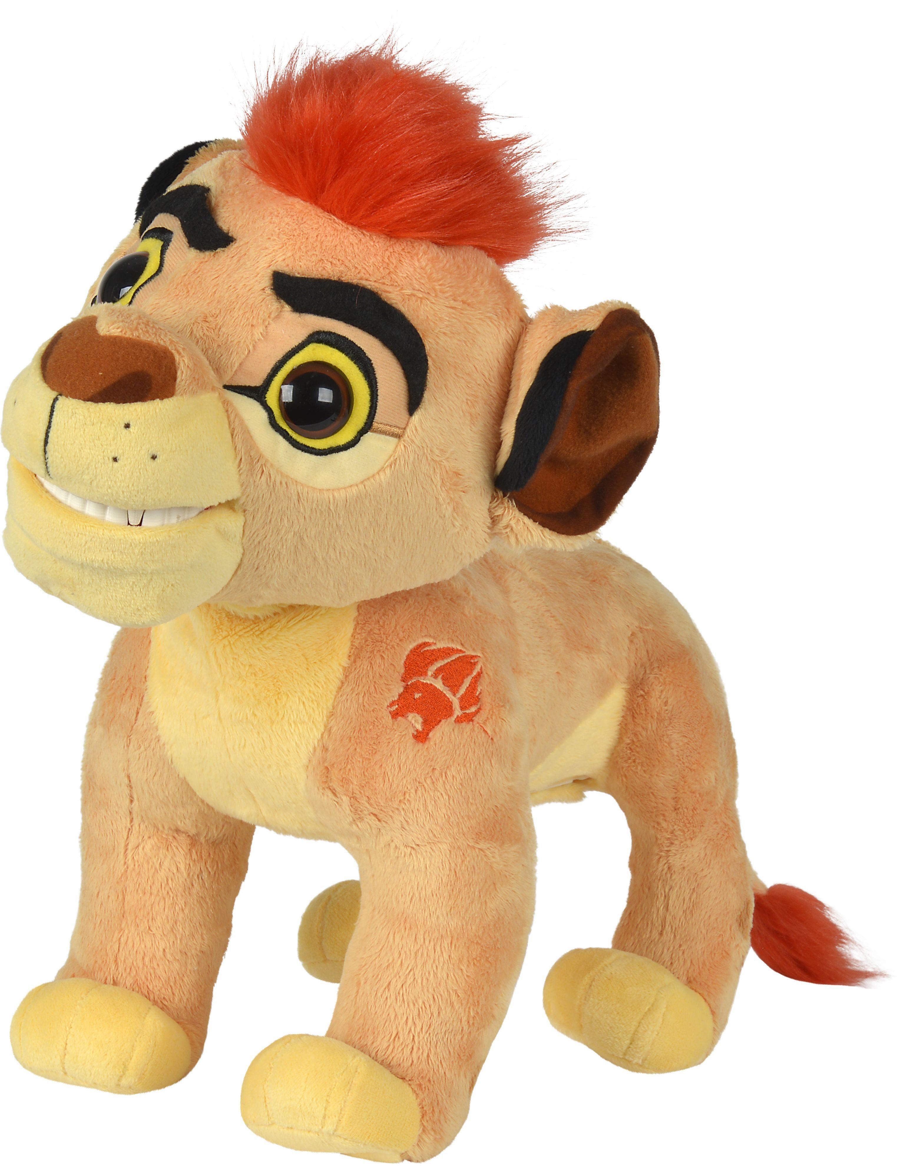 Simba Kuscheltier Löwe, »Disney Lion Guard, Interaktiver Plüsch Löwe Kion 30 cm«