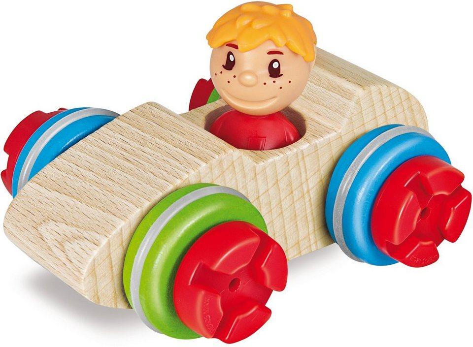 Heros Bauset aus Holz, »Constructor Maxi Rennauto«