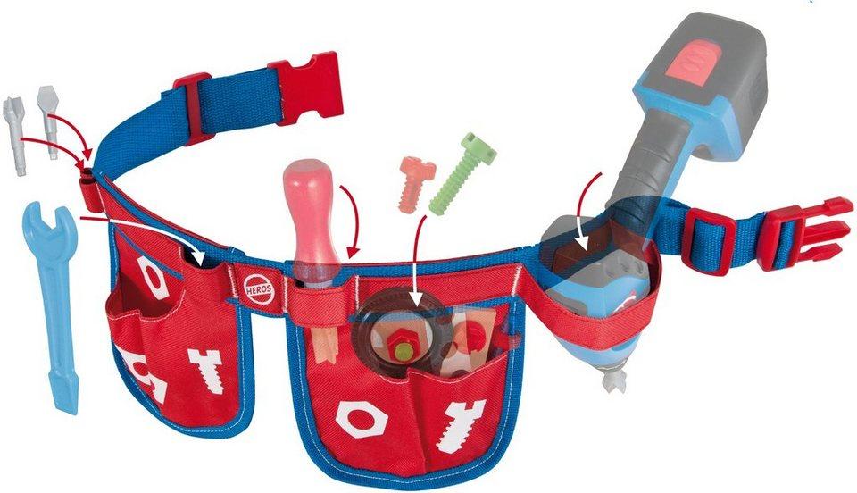 Heros Aufbewahrung und Transport für Werkzeuge, »Werkzeuggürtel«