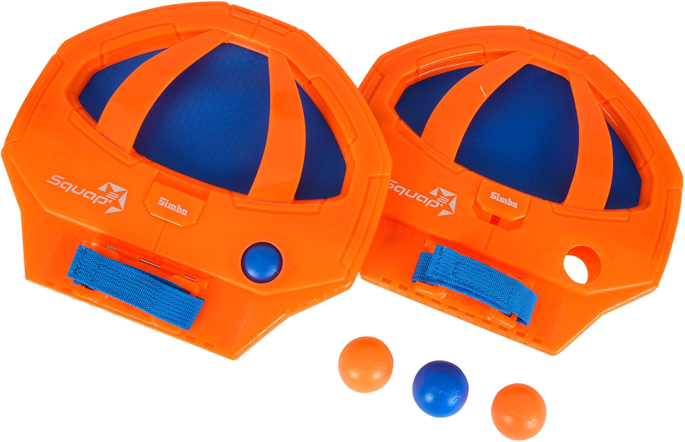 Simba Outdoorspiel, »Squap Fangballspiel 2er Set«