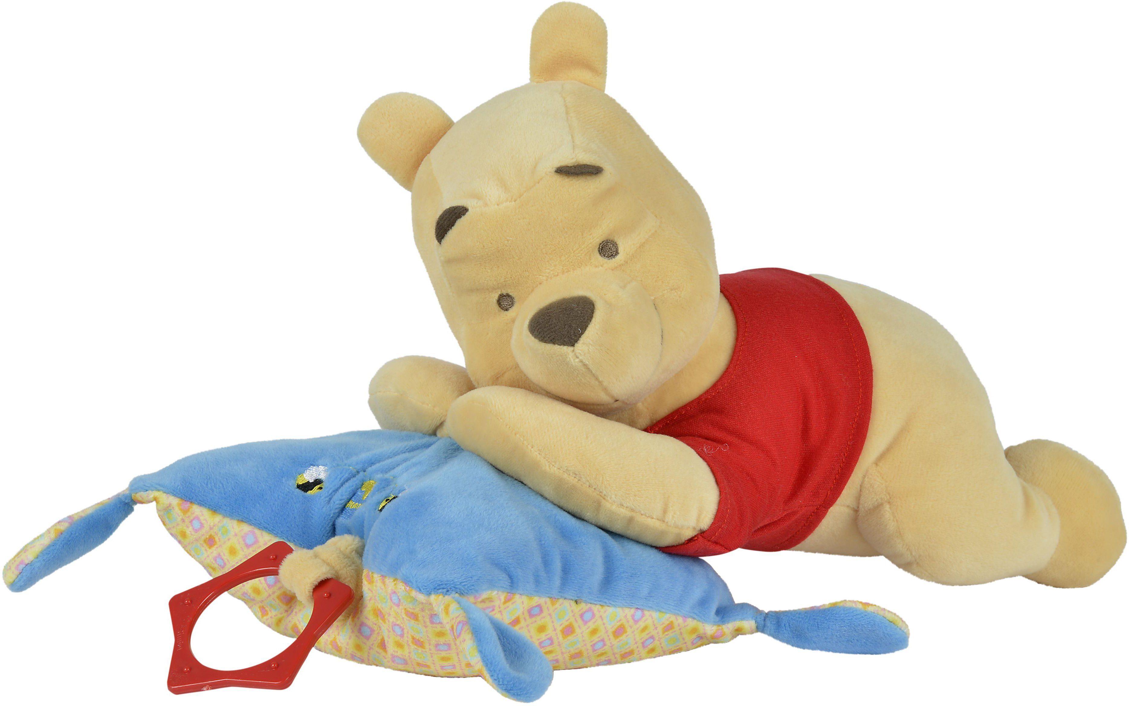 Simba Kuscheltier Bär mit Funktion ca.35 cm, »Disney Winnie The Pooh, Musikspieluhr«