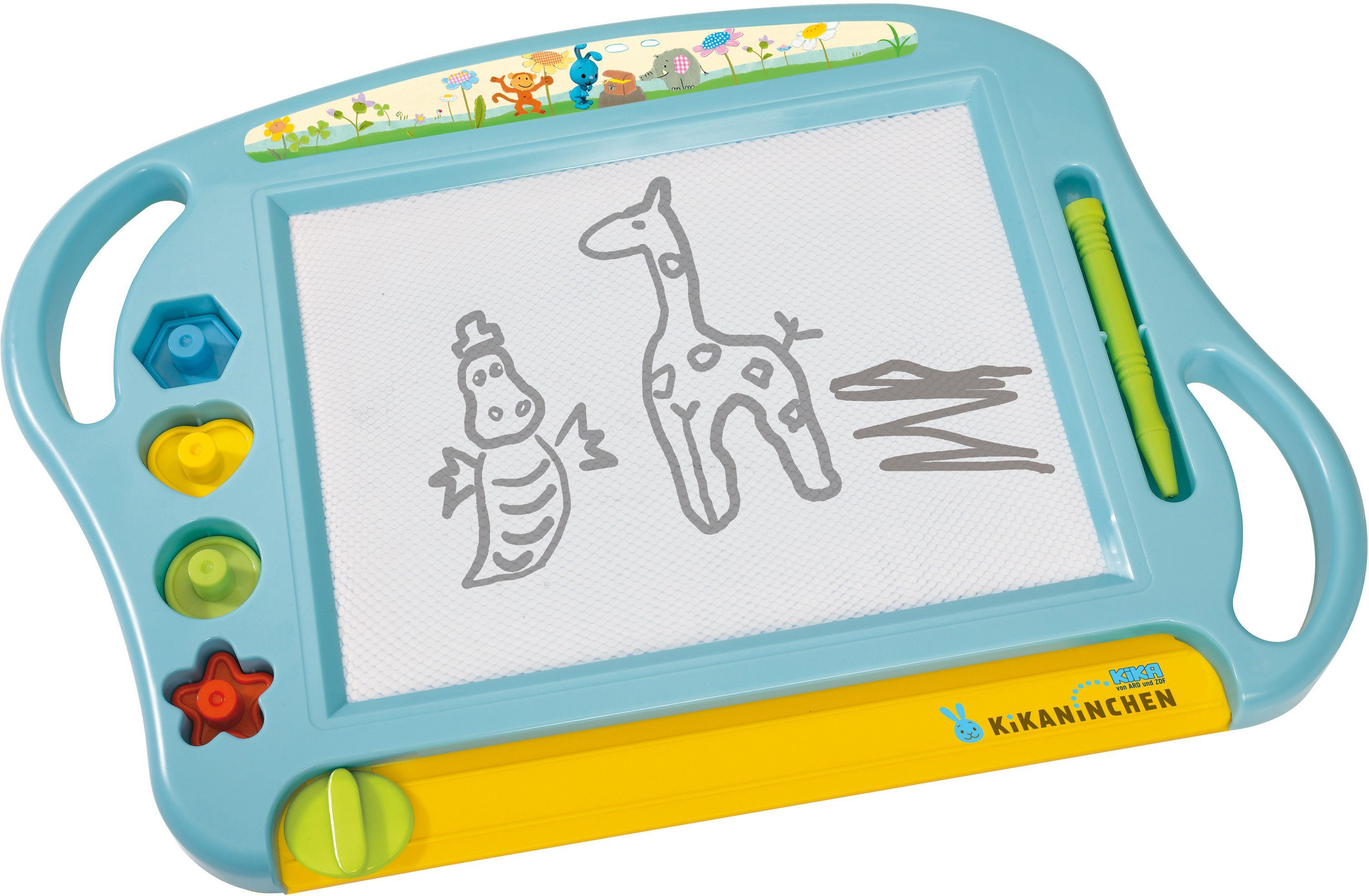 Simba Zaubertafel mit Zubehör, »KiKANiNCHEN Maltafel«