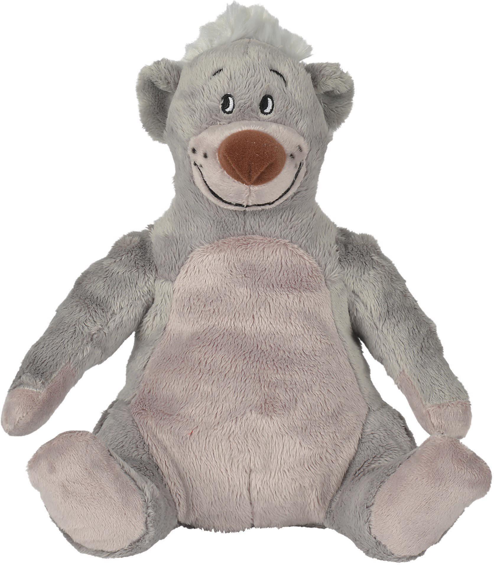 Simba Kuscheltier Bär, »Disney Dschungelbuch, Balu 25 cm«