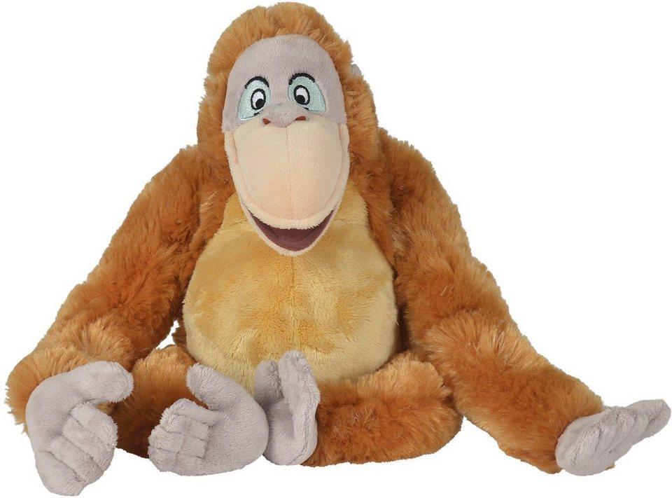 Simba Kuscheltier Affe, »Disney Dschungelbuch, King Louie 25 cm«