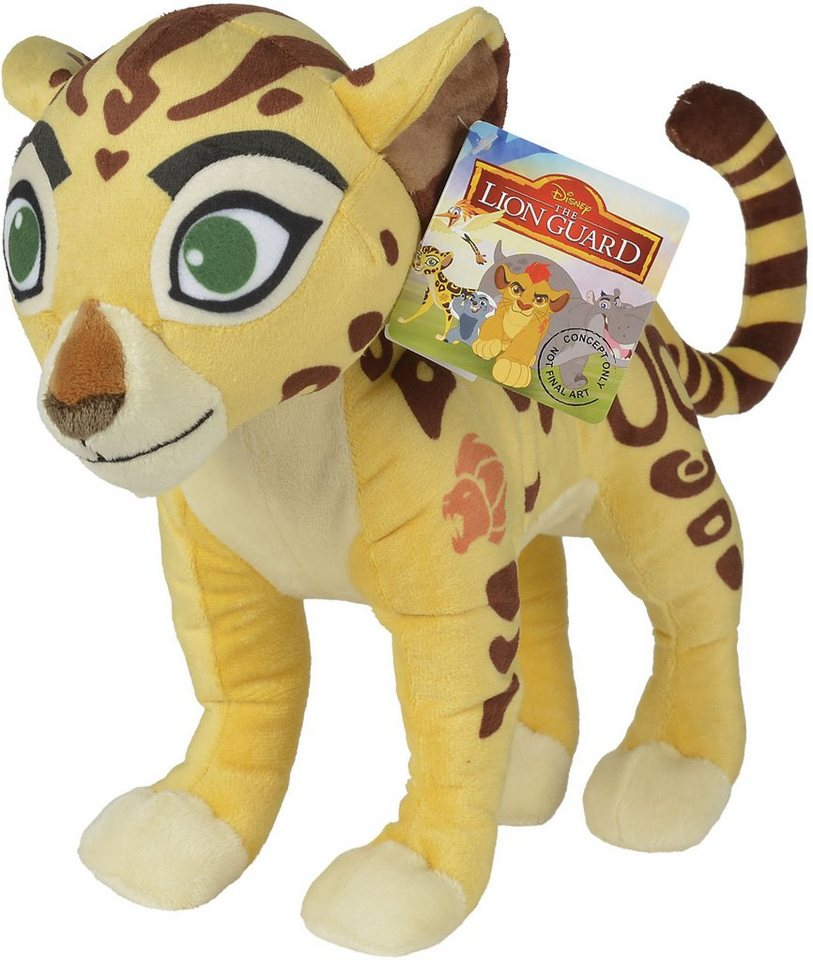 Simba Kuscheltier Löwe, »Disney Lion Guard, Fuli 25 cm«