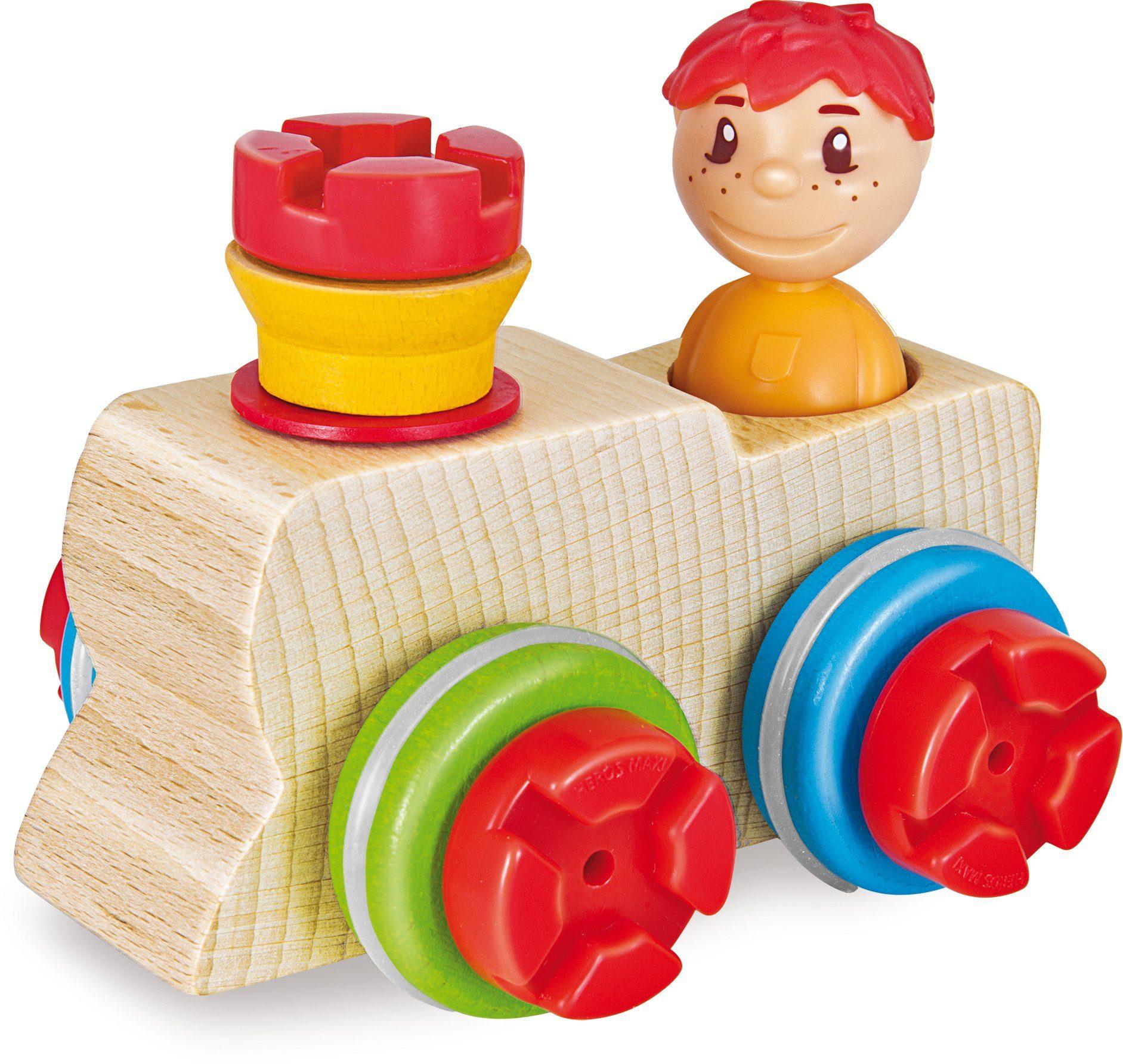Heros Bauset aus Holz, »Constructor Maxi Lok«