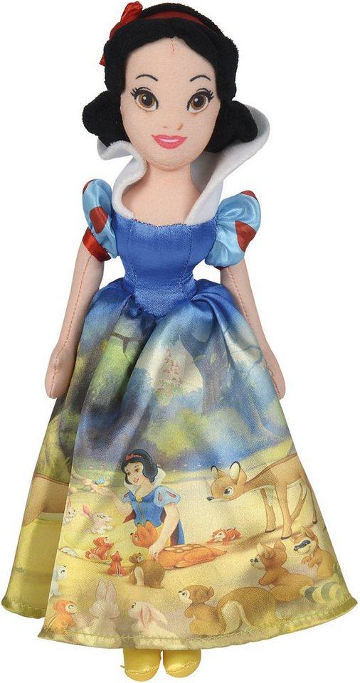 Simba Stoffpuppe, »Disney, Prinzessin Schneewittchen 25 cm«