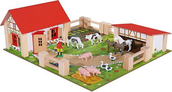 Eichhorn Spielwelt »Bauernhof klein«