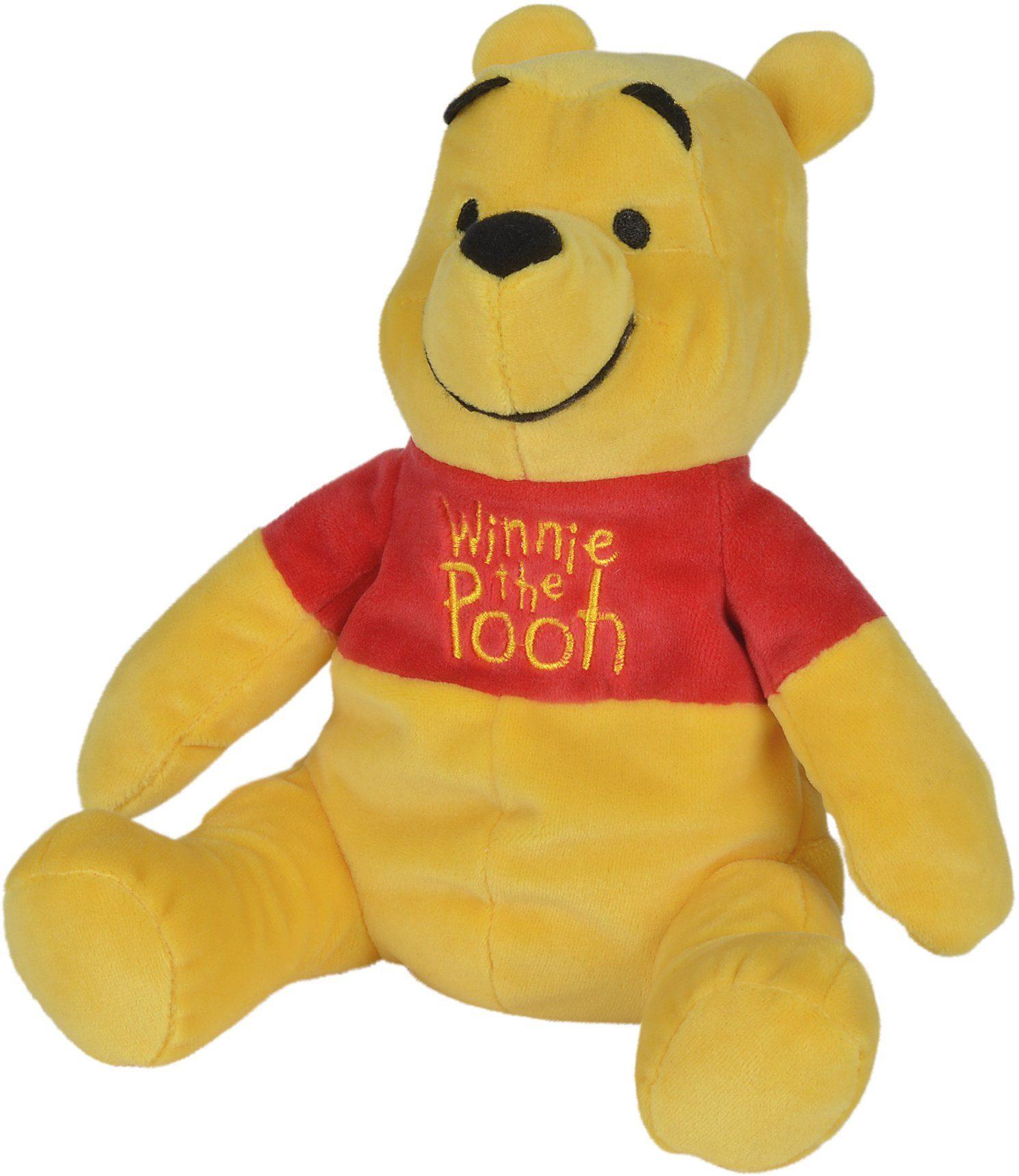 Simba Kuscheltier Bär mit Funktion ca. 20 cm, »Disney Winnie The Pooh, Klatsch mit mir«