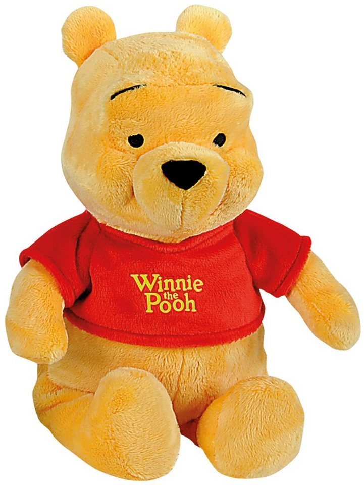 simba kuscheltier b r disney winnie the pooh basic winnie puuh 35 cm online kaufen otto. Black Bedroom Furniture Sets. Home Design Ideas
