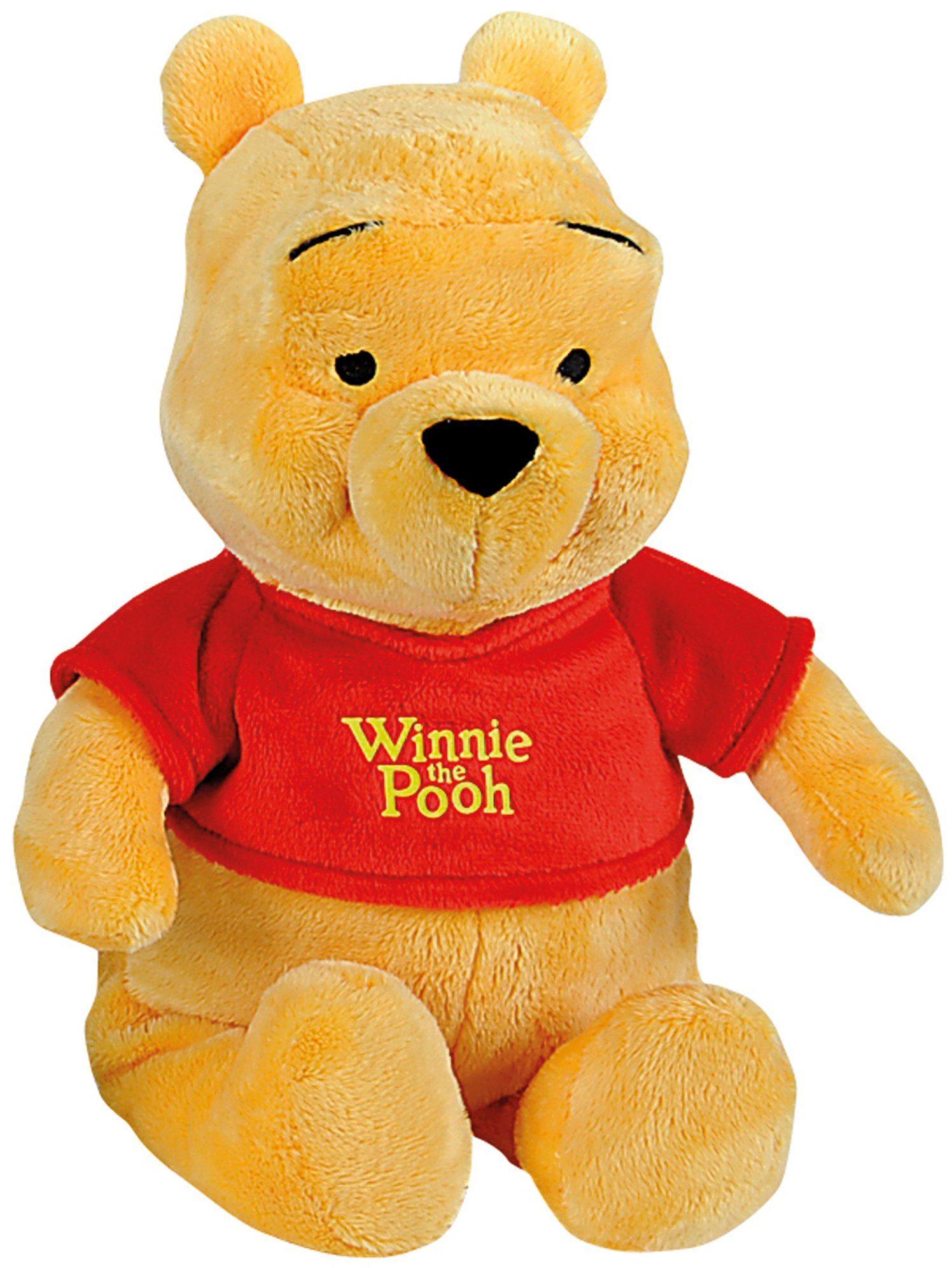 Simba Kuscheltier Bär, »Disney Winnie The Pooh, Basic Winnie Puuh 35 cm«
