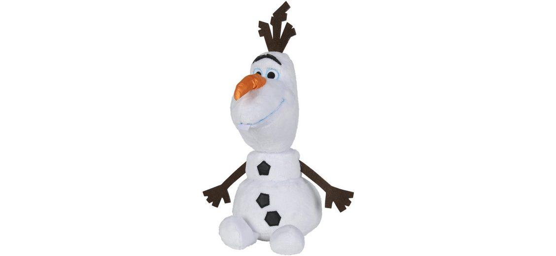 Simba Plüschfigur Schneemann, »Disney Frozen, Olaf Refresh 35 cm«