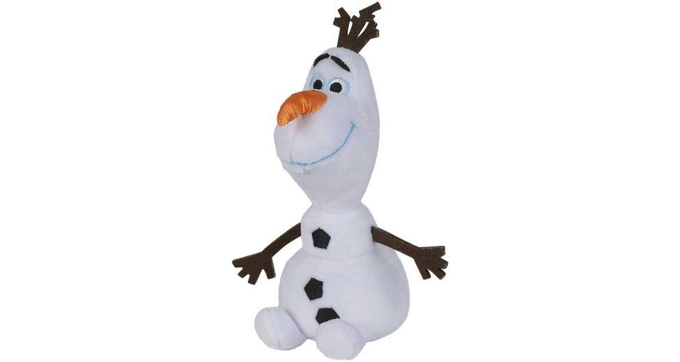 Simba Plüschfigur Schneemann, »Disney Frozen, Olaf Refresh 20 cm«