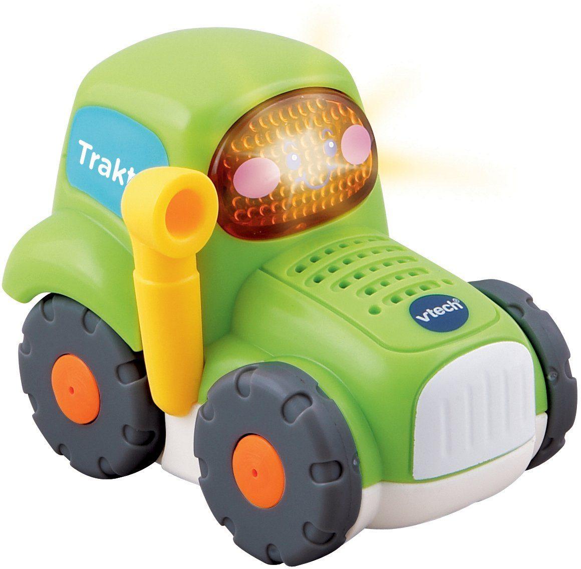 VTech Spielfahrzeug mit Licht und Sound, »Tut Tut Baby Flitzer Traktor«