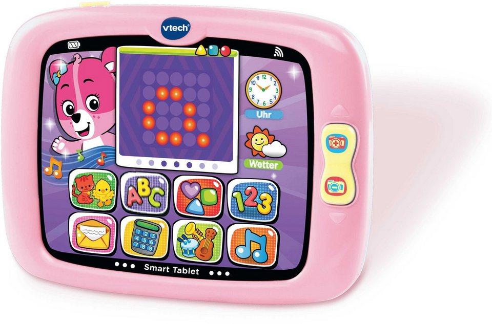 VTech Elektronisches Spielzeug mit Licht und Sound, »VTech Baby Smart Tablet Pink«