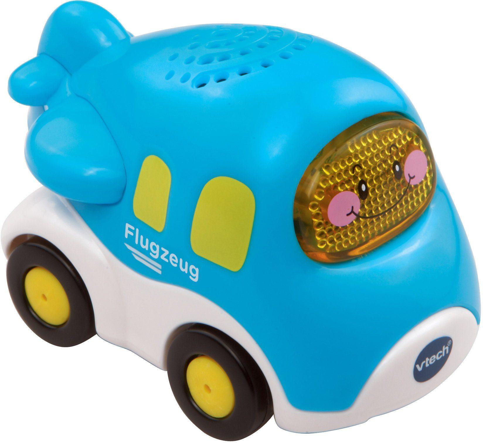 VTech Spielfahrzeug mit Licht und Sound, »Tut Tut Baby Flitzer Flugzeug«