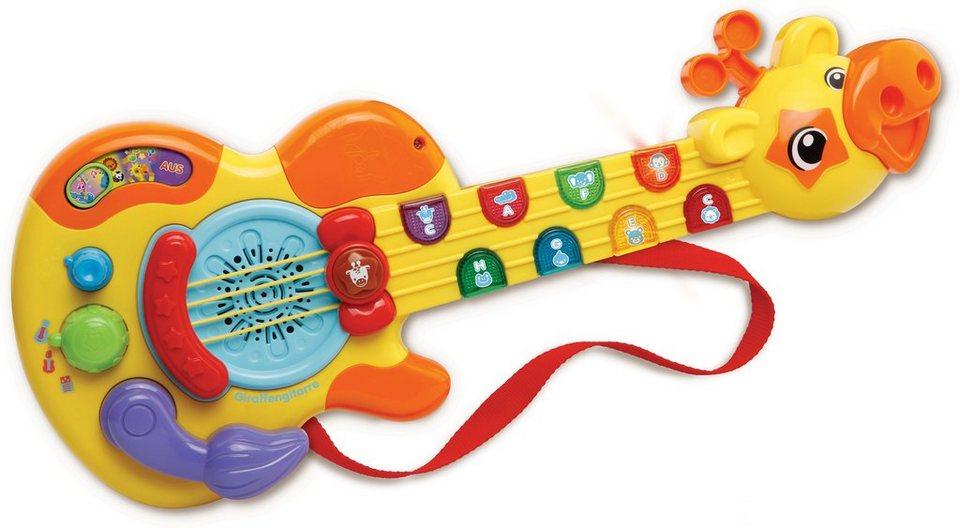 VTech Gitarre für Kinder, »Giraffengitarre«