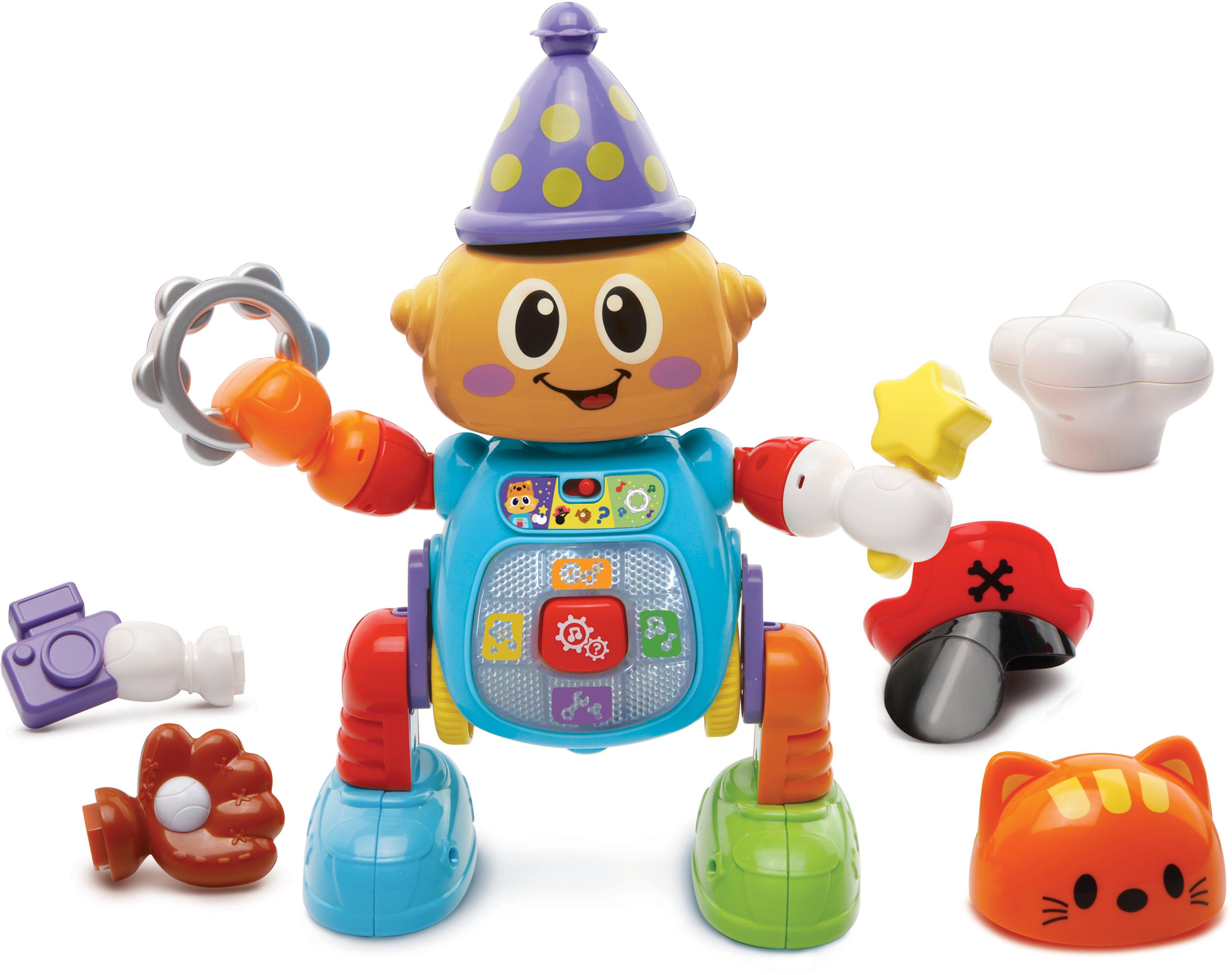 VTech Elektronisches Spielzeug, »Klickspaß Roboter«