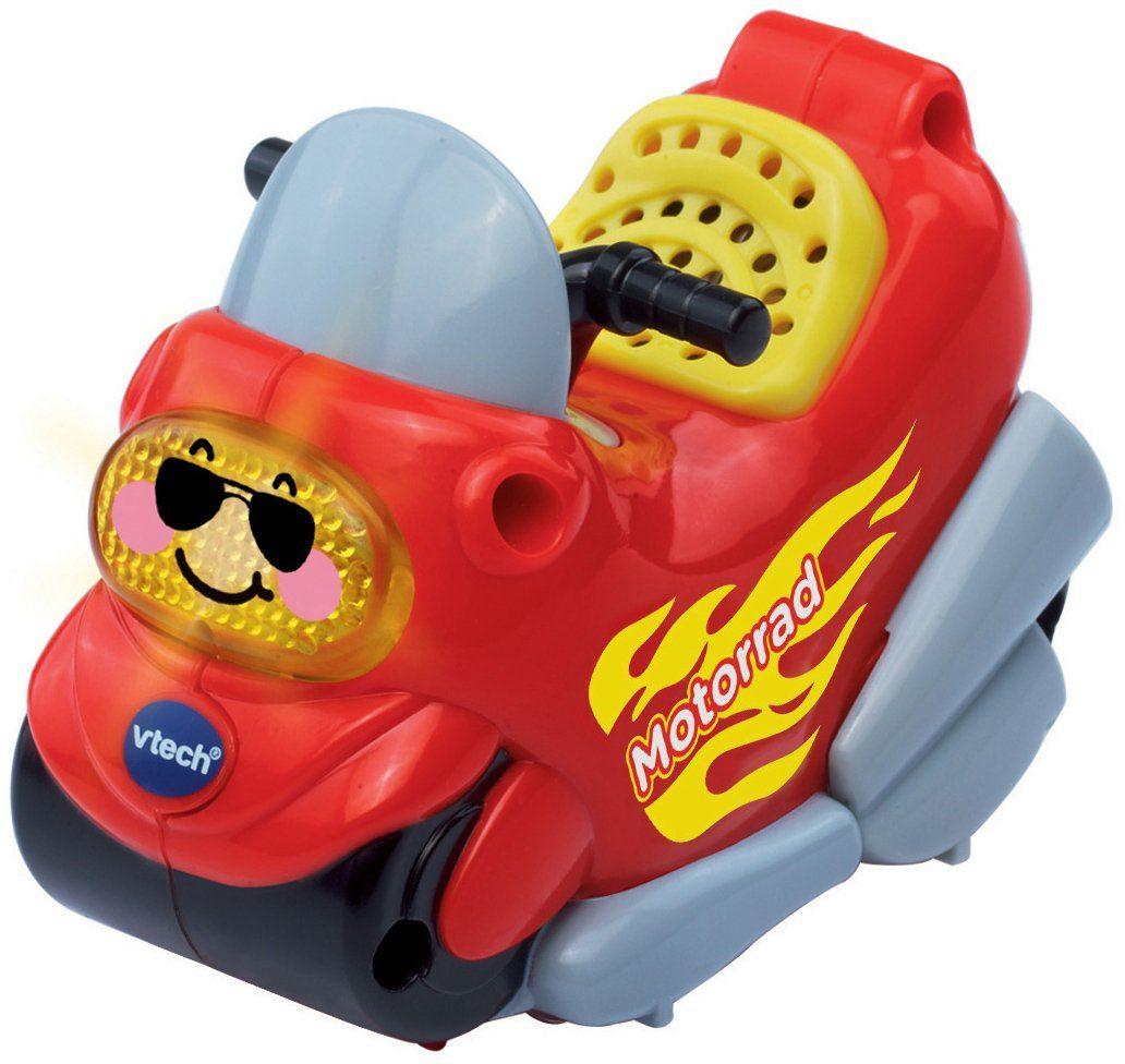 VTech Spielfahrzeug mit Licht und Sound, »Tut Tut Baby Flitzer Motorrad«