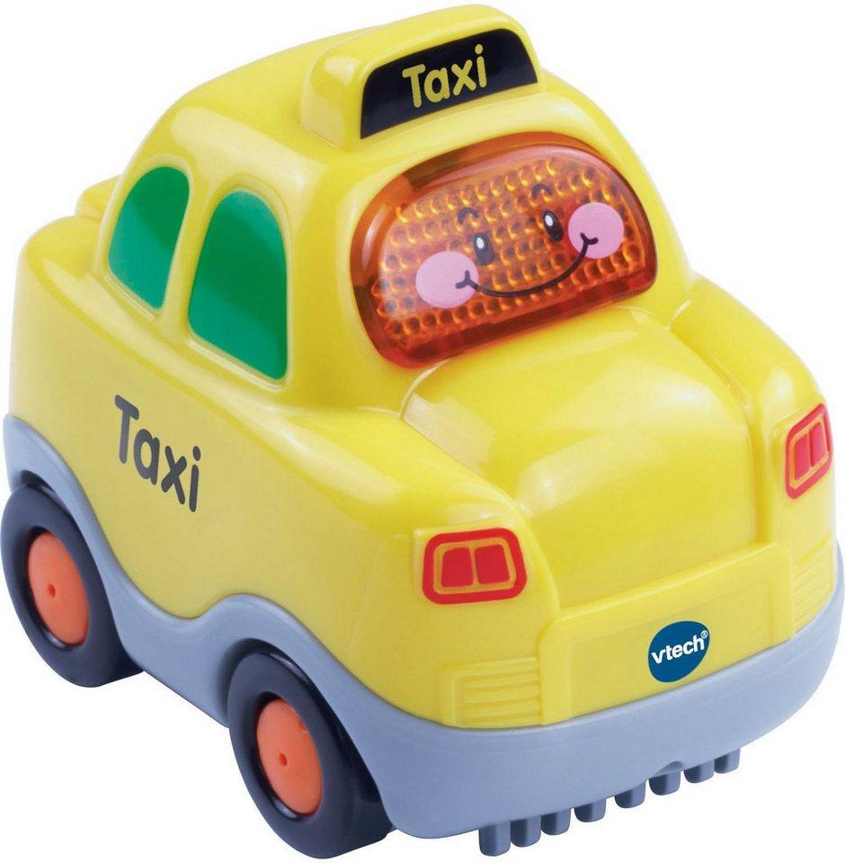 VTech Spielfahrzeug mit Licht und Sound, »Tut Tut Baby Flitzer Taxi« in Gelb