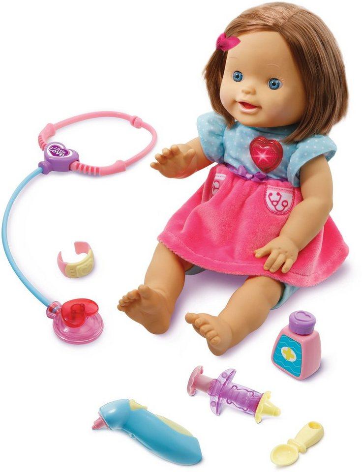 VTech Puppe Lotta mit Ärzteset, »Little Love«