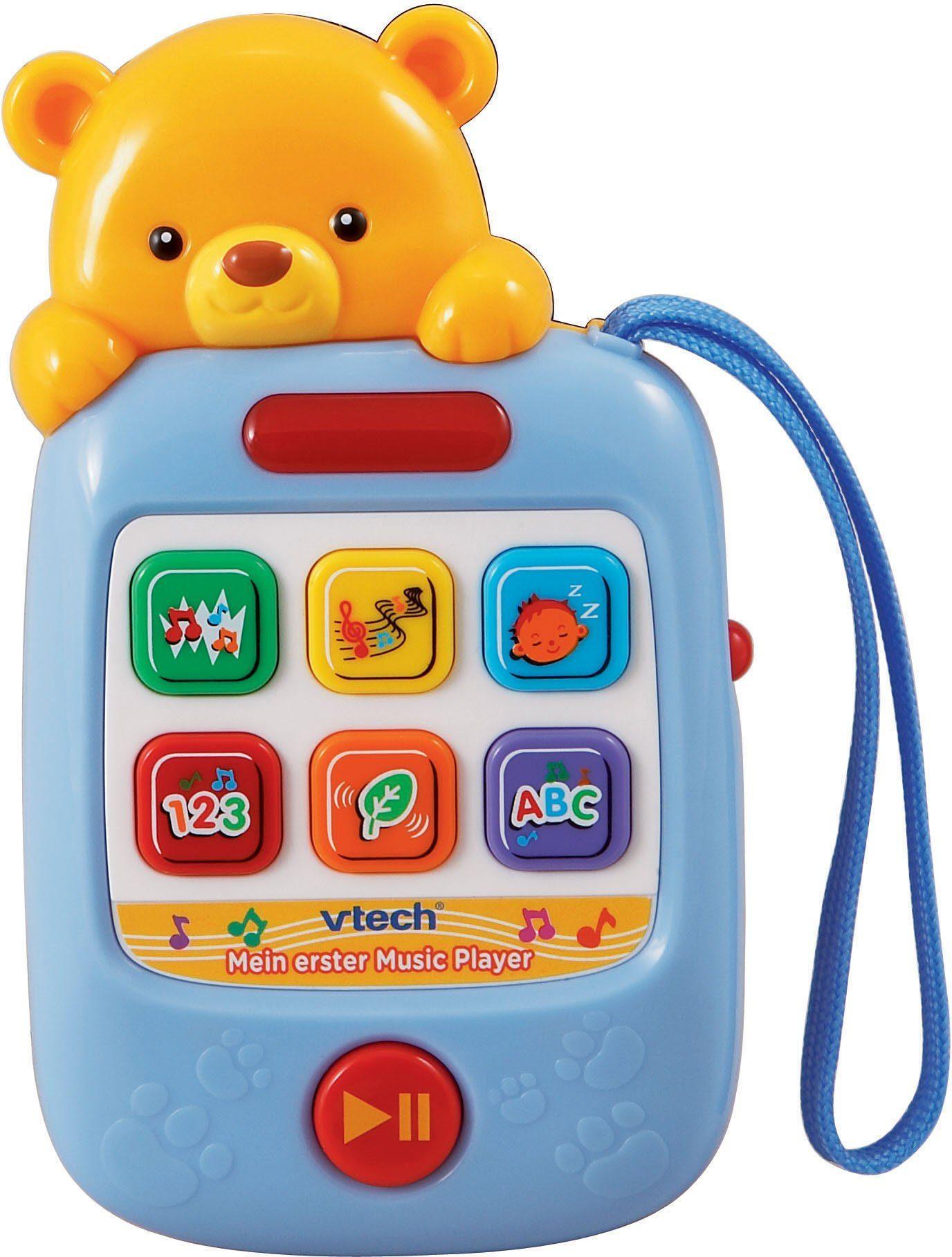 VTech Spielzeug mit Melodien und Liedern, »VTech Baby Mein erster Music Player«