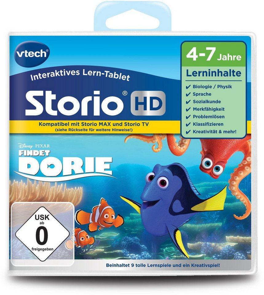 VTech Storio Lernspiel, »Findet Dory«