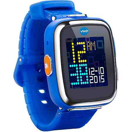 VTech Uhr mit Kamerafunktion, »Kidizoom Smart Watch 2 Blau«