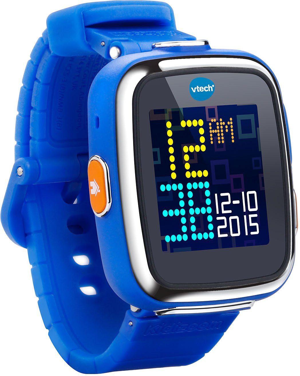 VTech Uhr mit Kamerafunktion, »Kidizoom Smart Watch 2 Blau«
