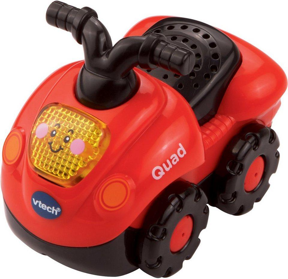 VTech Spielfahrzeug mit Licht und Sound, »Tut Tut Baby Flitzer Quad« in Rot