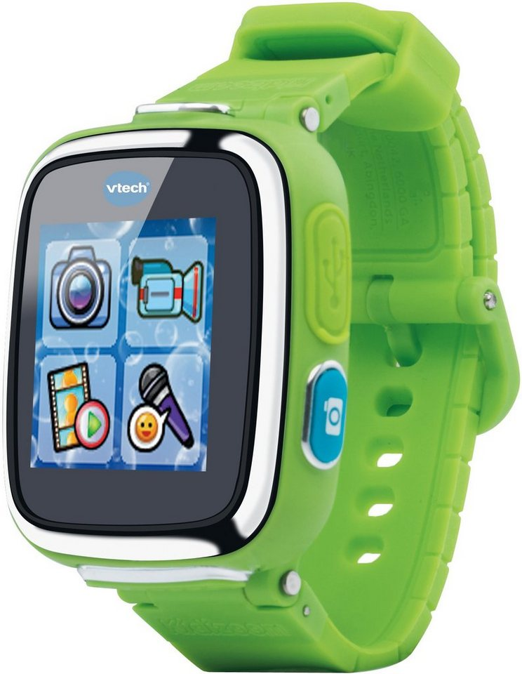 vtech uhr mit kamerafunktion kidizoom smart watch 2 gr n online kaufen otto. Black Bedroom Furniture Sets. Home Design Ideas