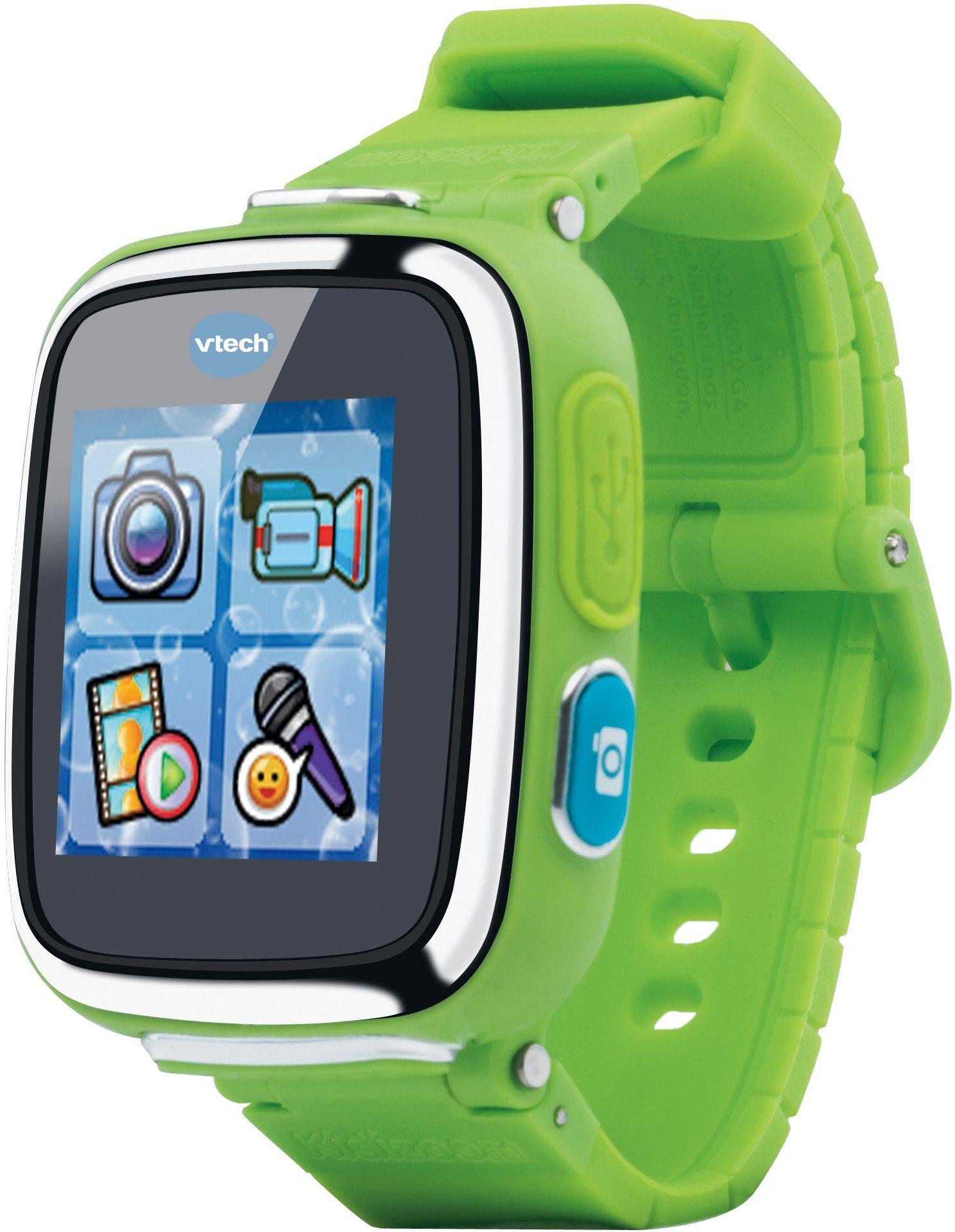 VTech Uhr mit Kamerafunktion, »Kidizoom Smart Watch 2 Grün«