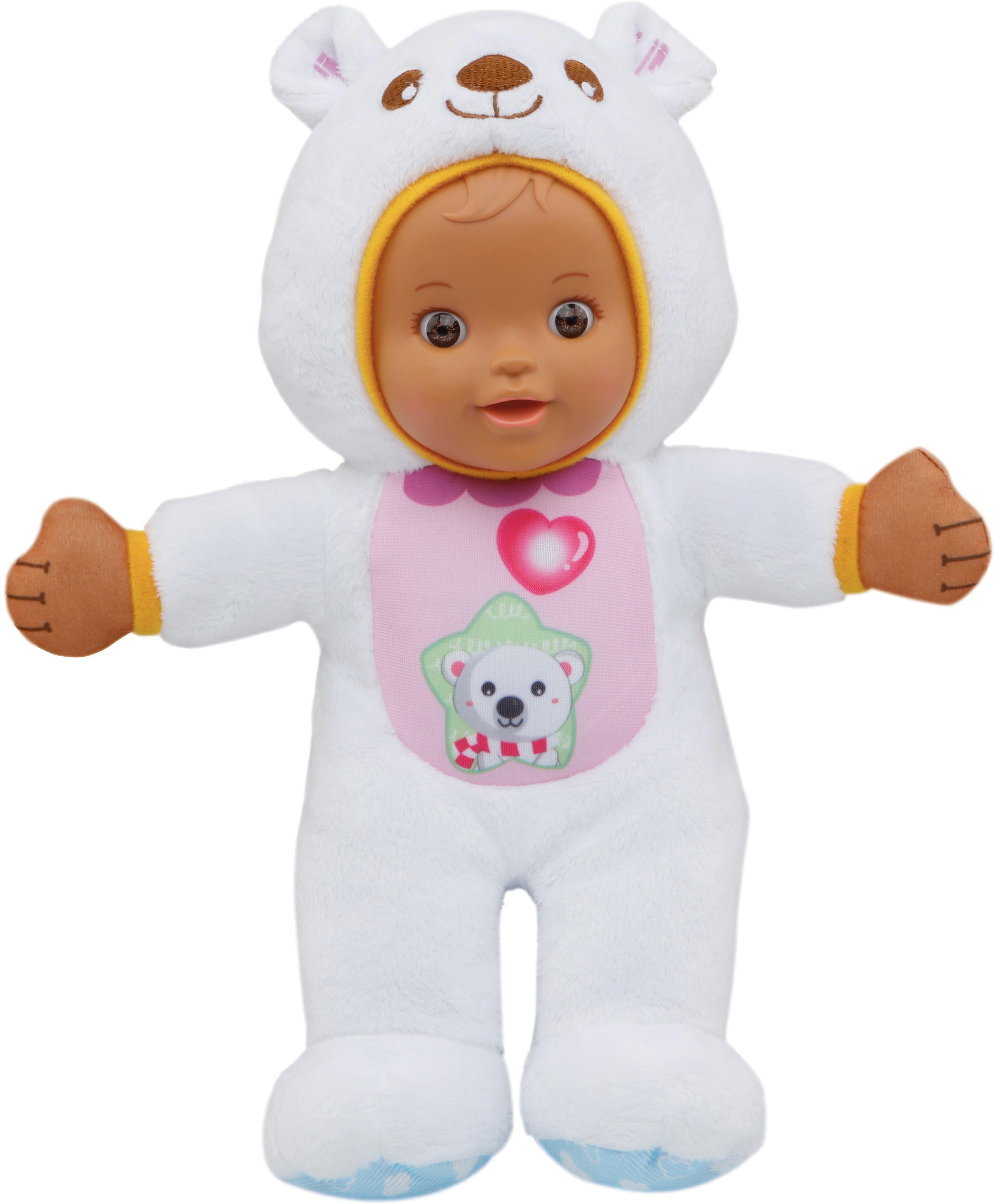 VTech Puppe Emma im Eisbärenstrampler, »Little Love«