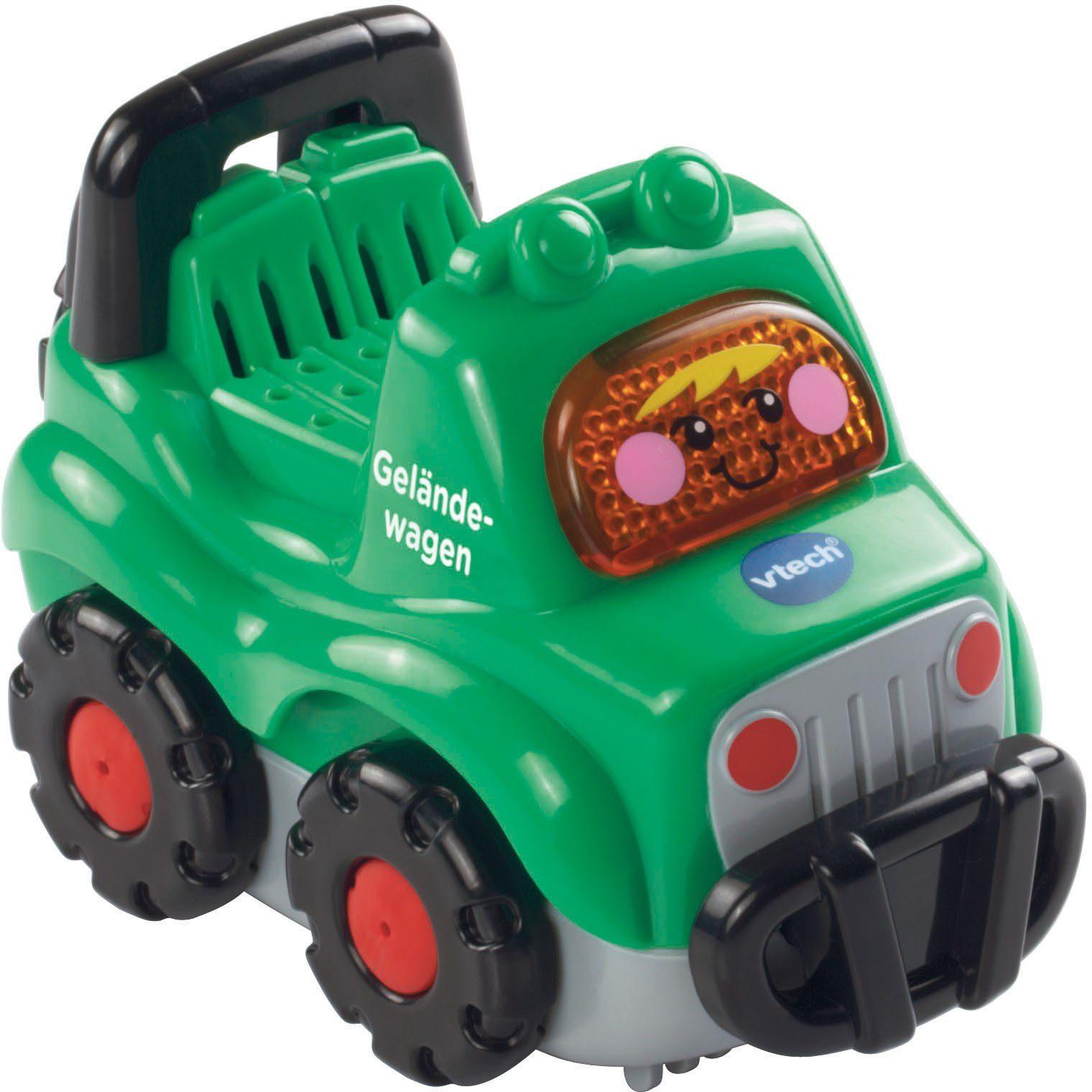 VTech Spielfahrzeug mit Licht und Sound, »Tut Tut Baby Flitzer Geländewagen«