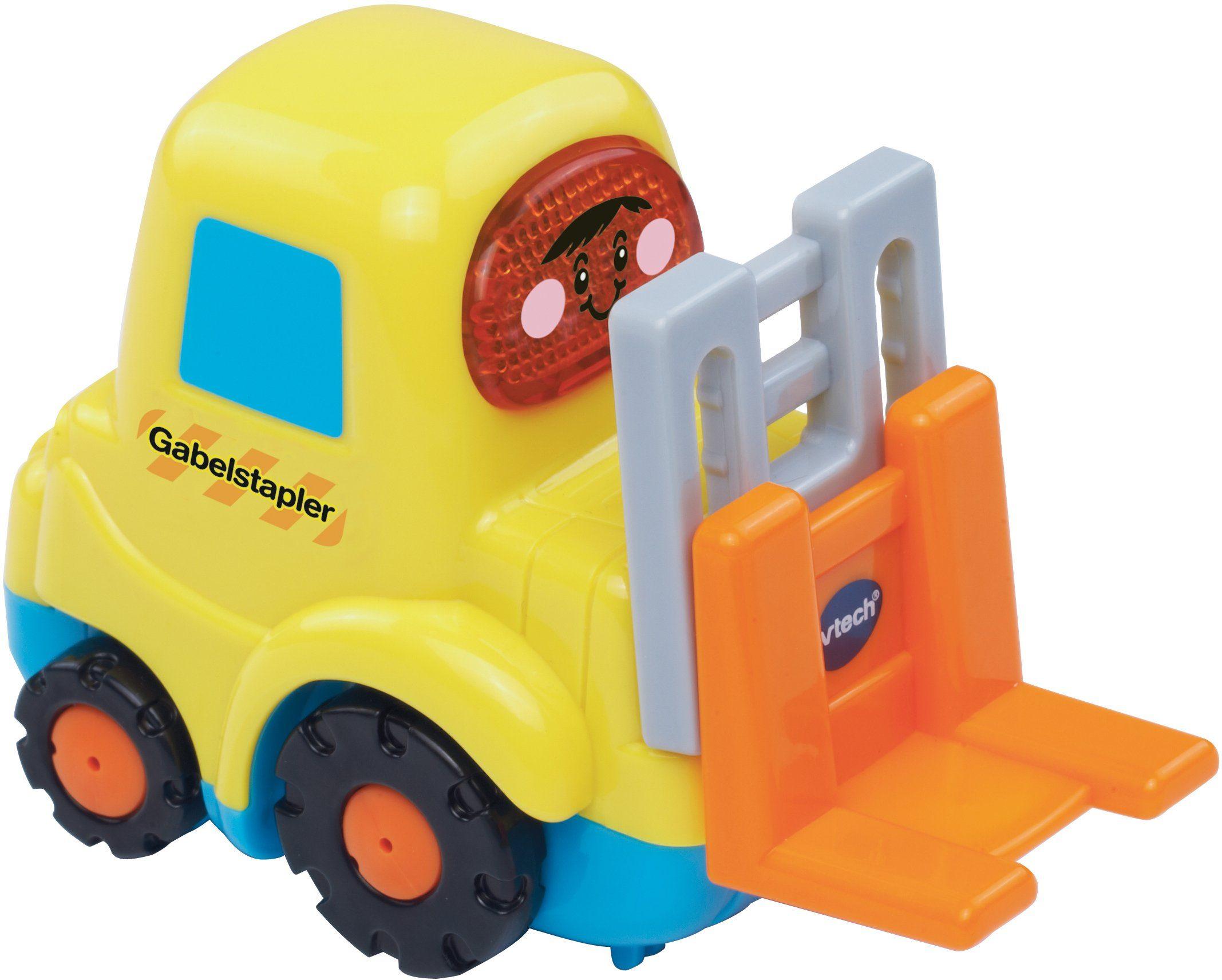 VTech Spielfahrzeug mit Licht und Sound, »Tut Tut Baby Flitzer Gabelstapler«