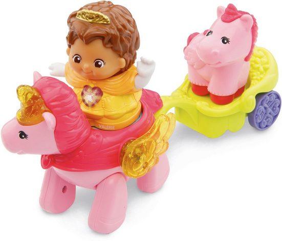 Vtech® Lernspielzeug »Kleine Entdeckerbande - Prinzessin Valerie mit Einhorn«