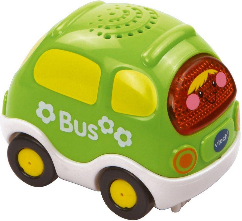 VTech Spielfahrzeug mit Licht und Sound, »Tut Tut Baby Flitzer Bus« in Grün