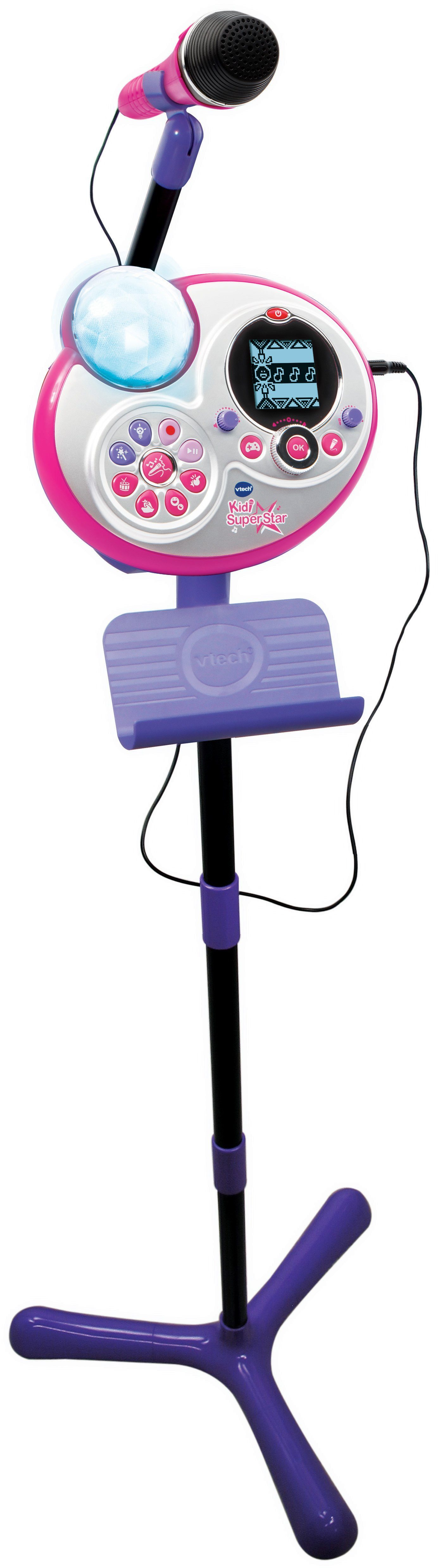 VTech Mikrofon mit Aufnahmefunktion, »Kidi Super Star«