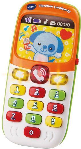 Vtech® Spieltelefon »VTech Baby Tierchen Lernhandy«, mit Licht und Ton
