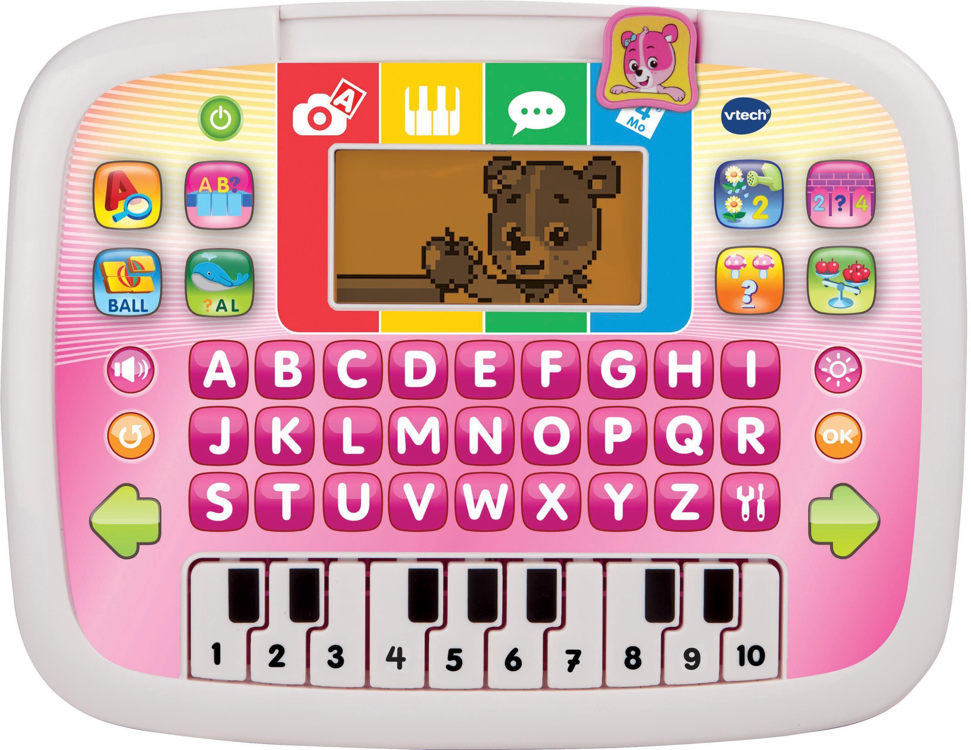 VTech Elektronisches Lernspielzeug, »VTech Musikspaß Tablet Pink«