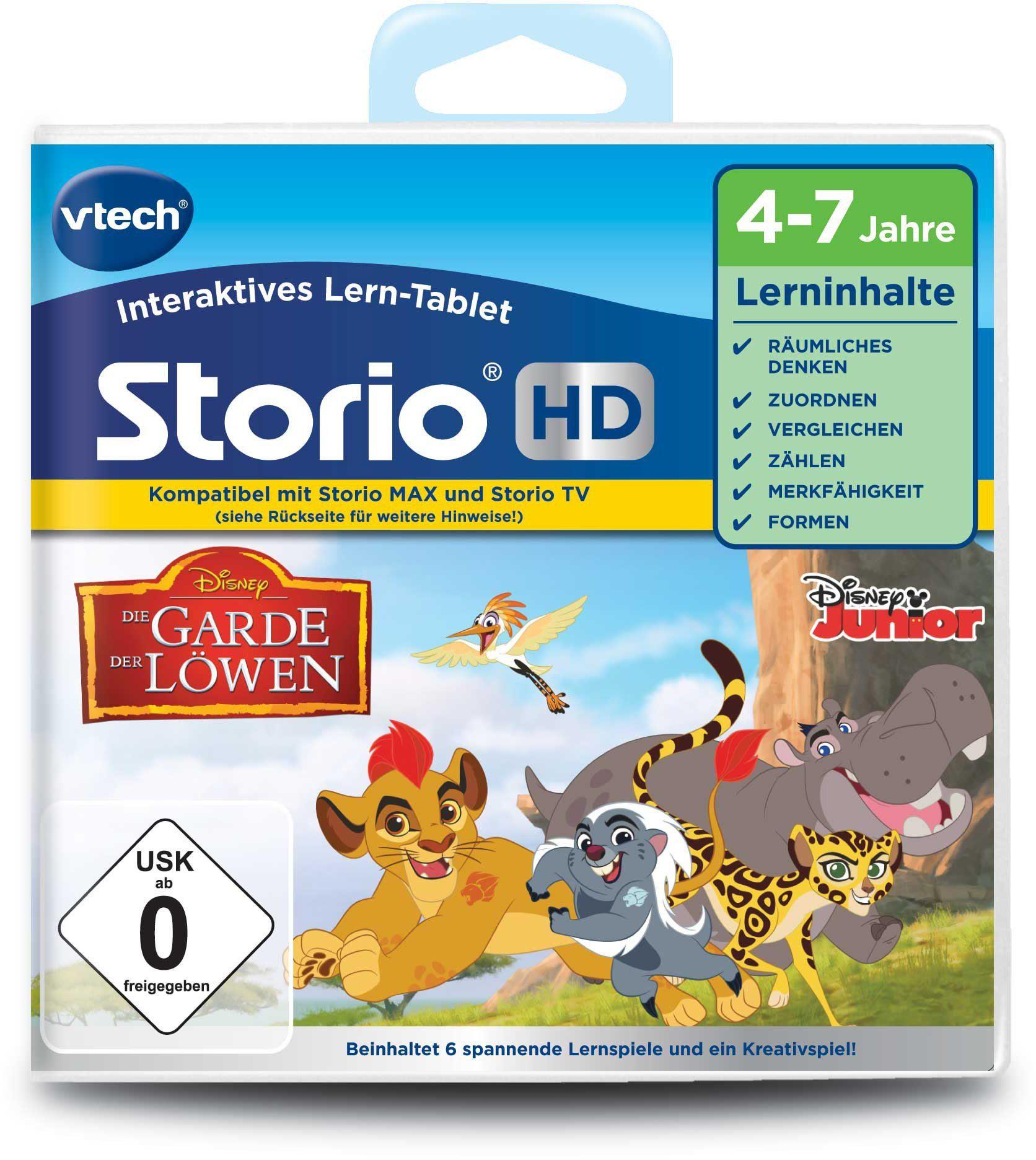 VTech Storio Lernspiel, »Die Garde der Löwen«