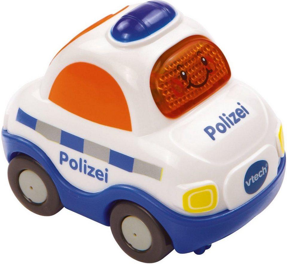 VTech Spielfahrzeug mit Licht und Sound,  Tut Tut Baby Flitzer Polizei  online kaufen